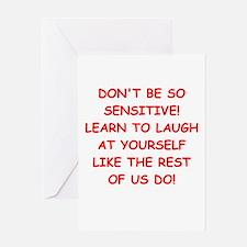 laugh Greeting Cards