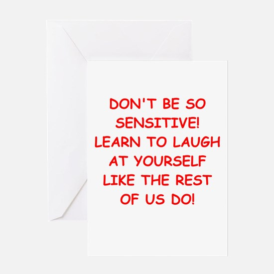 laugh Greeting Cards
