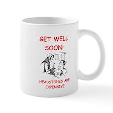 GET WELL Mugs