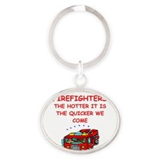 firefighter Keychains