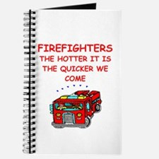 firefighter Journal
