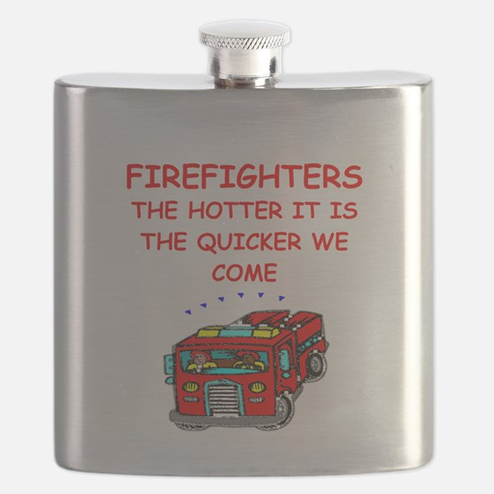 firefighter Flask
