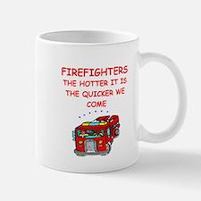 firefighter Mugs
