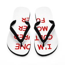 crude Flip Flops