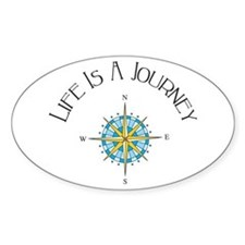 Life Is A Journey Decal