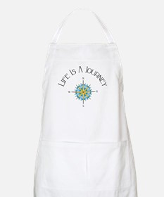 Life Is A Journey Apron