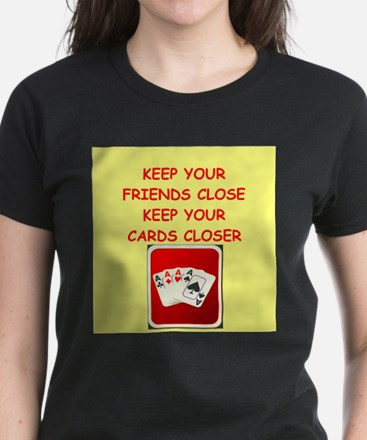 card player T-Shirt