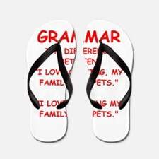 grammar Flip Flops
