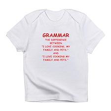 grammar Infant T-Shirt