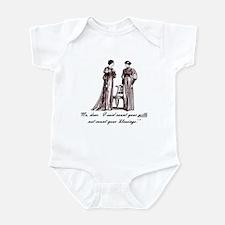 Pill Talk Infant Bodysuit