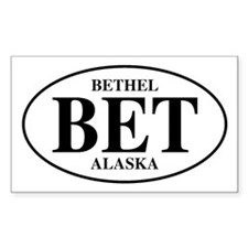 Bethel Rectangle Decal