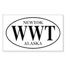 Newtok Rectangle Decal