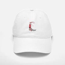 Scarlet Flapper Baseball Baseball Baseball Cap