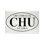 Chuathbaluk Rectangle Magnet