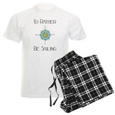 Id Rather Be Sailing Pajamas