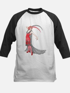 Scarlet Flapper Baseball Jersey