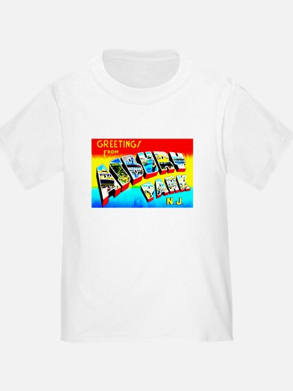 Asbury Park Greetings T-Shirt