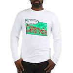 Retro Christmas Long Sleeve T-Shirt