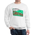Retro Christmas Sweatshirt