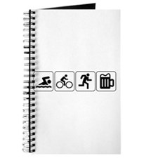 Swim Bike Run Drink Journal