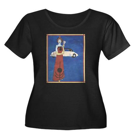 Bettes Bete Noir Plus Size T-Shirt