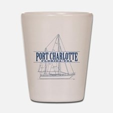Port Charlotte - Shot Glass