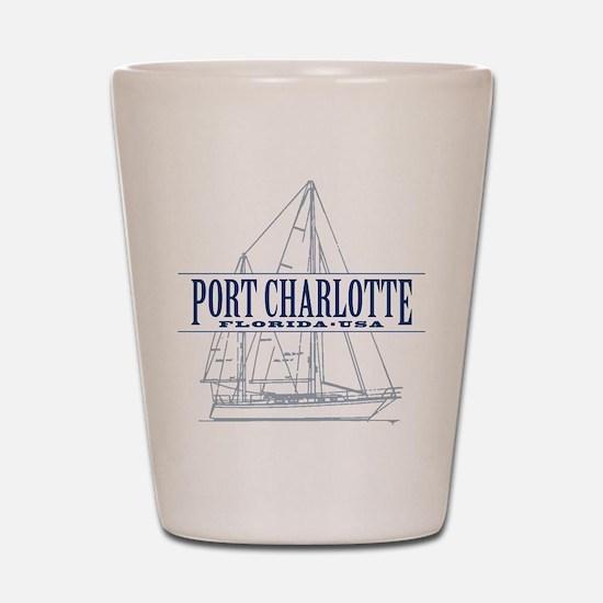 Port Charlotte - Shot Glass