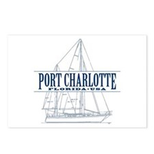 Port Charlotte - Postcards (Package of 8)