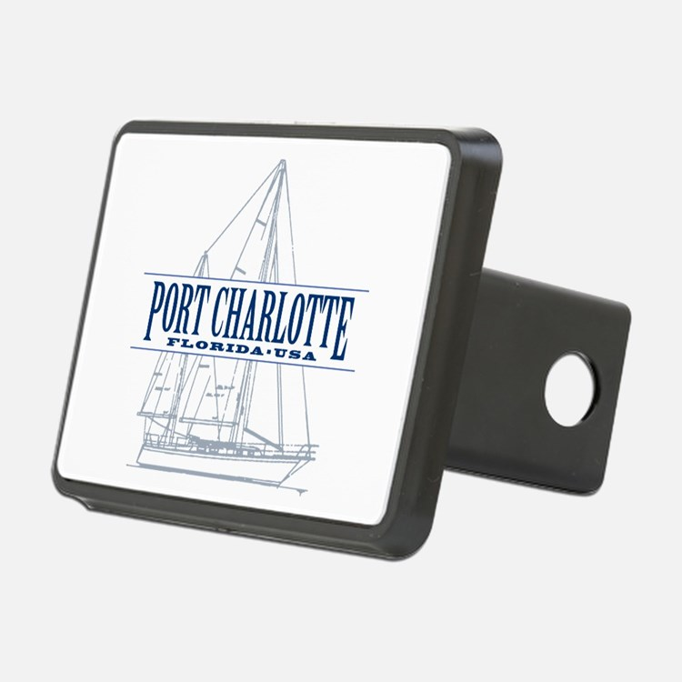 Port Charlotte - Hitch Cover