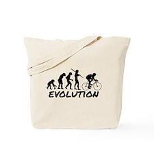 Bicycle Evolution Tote Bag