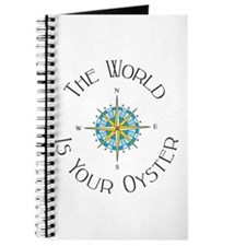 The World Is Your Oyster Journal