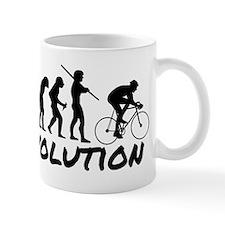 Bicycle Evolution Mug