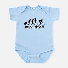 Bicycle Evolution Infant Bodysuit