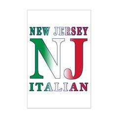 New Jersey Italian Posters
