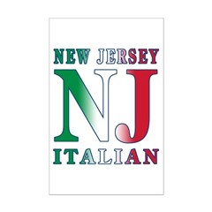 New Jersey Italian Posters