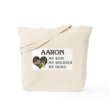Aaron: My Hero Tote Bag