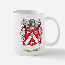 Ullathorne Family Crest (Coat of Arms) Mugs