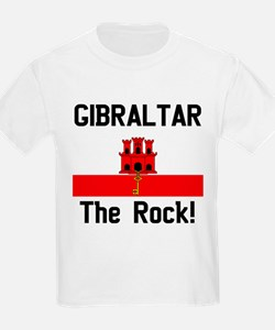 Gibraltar (Front and Back) T-Shirt