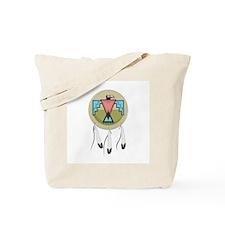 Native Thunderbird Shield Tote Bag