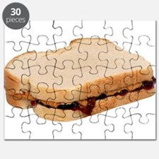 Peanut Butter and Jelly Sandwich Puzzle