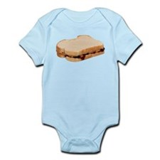 Peanut Butter and Jelly Sandwich Body Suit