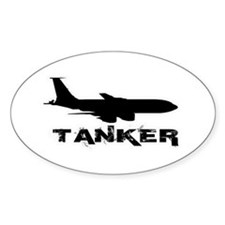TANK FRONT 3 Decal