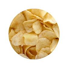 """Potato Chips 3.5"""" Button"""