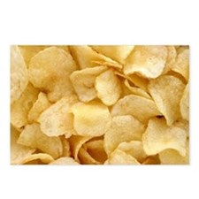 Potato Chips Postcards (Package of 8)