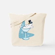Snowmantini Tote Bag