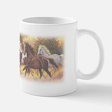 Running Free Horses Small Small Mug