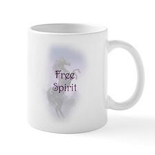 Free Spirit Stallion Horse Mug