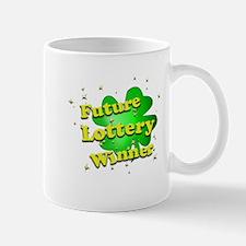 Cute Lottery Mug