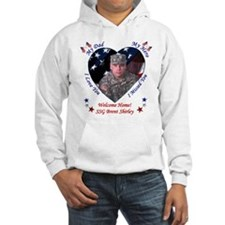Welcome Home - Dad Hoodie