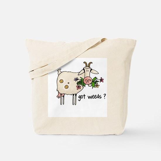 Got weeds ? Tote Bag